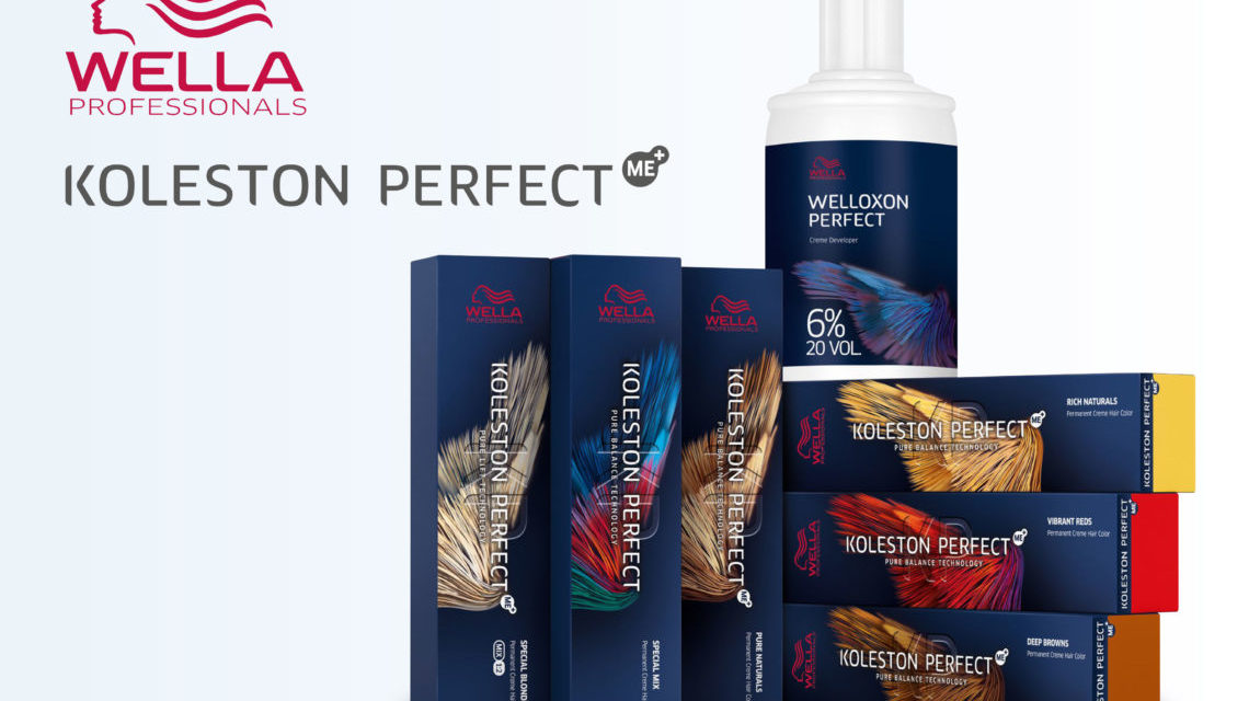 What's Different About Wella Koleston Perfect ME+TM?